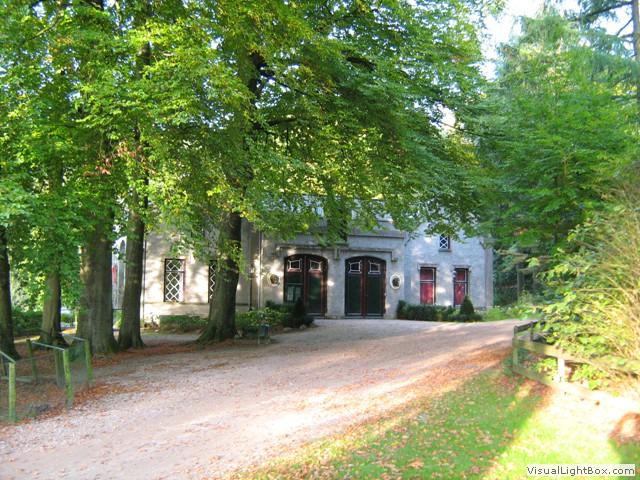 Koetshuis Hulshorst in Rheden
