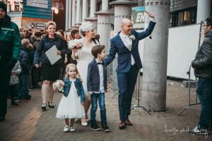 3FM Serious Request bruiloft van Kelly en Roy: fotograaf D-eye Photography