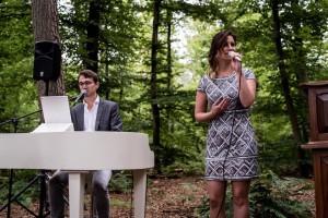 Live muziek bij je bruiloft