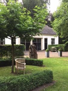 Koetshuis Hulshorst in Hulshorst, Gemeente Nunspeet