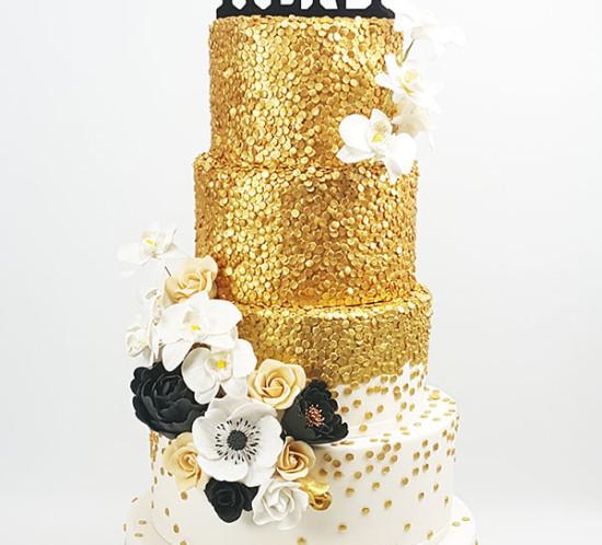 Bruidstaart Yummie Sweet Cakes