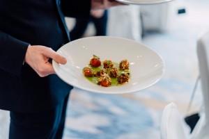 Lunch Waldorf Astoria Amsterdam weddingplanners