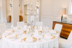 Lunch Waldorf Astoria weddingplanners