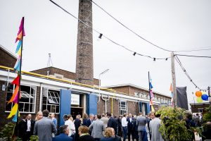 Prodentfabriek in festivalsfeer tijdens Fundfestival NLInvesteert