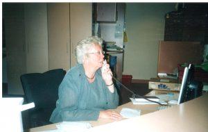 Gijsje telefoniste Groot Schuylenburg