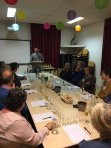 Whisky proeven Nationale Vrijwilligersdag wijk Osseveld-Woudhuis