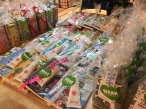 Cadeautjes WAAR Nationale Vrijwilligersdag wijk Osseveld-Woudhuis
