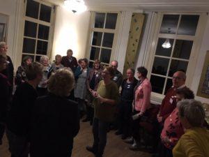 Workshop positieve psychologie Nationale Vrijwilligersdag wijk Osseveld-Woudhuis