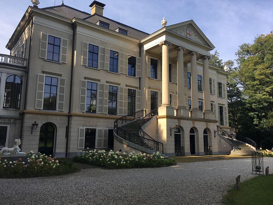 Parc Broekhuizen hoofdgebouw