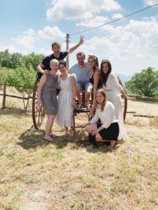 Weddingcrew bruiloft in Italië Umbrië