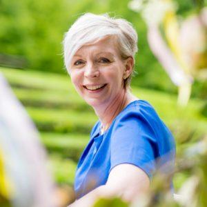 Marian Krook-Lievestro van Stralend Middelpunt, foto Karin Keesmaat van Kijk-Kunst fotografie