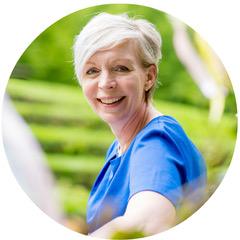 Marian Krook-Lievestro, weddingplanner bij Stralend Middelpunt, foto Karin Keesmaat