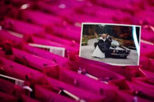 Foto MX trouwbedankje tasjes met foto